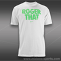 Nike Mens Tennis Shirt, Roger Graphic T-Shirt 533804-100,  Midwest Sports