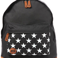 Mi-Pac The Pocket Prints Backpack in Black Stars : Karmaloop.com - Global Concrete Culture