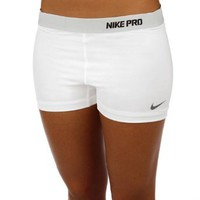 Nike Lady Pro Core II 2.5 Inch Compression Shorts