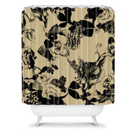 DENY Designs Home Accessories | Pattern State Foxy Loxy Shower Curtain
