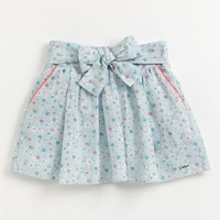 Chloé 'Liberty Print' Floral Skirt (Toddler, Little Girls & Big Girls) | Nordstrom