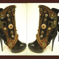 By J Souza Steampunk spats oneof a kind ref st10 by joelmasouza