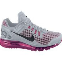 Nike Store. Nike Air Max 2013 (3.5y-7y) Girls' Running Shoe