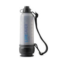 Amazon.com: Lifesaver Bottle 6000 Ultra Filtration Water Bottle: Sports &amp; Outdoors