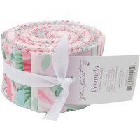 "Veranda Jelly Roll, Design Roll 2.5""X44"" Cuts, 30 ct"