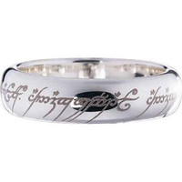 The Lord of the Rings Sterling Silver One Ring | WBshop.com |Warner Bros.