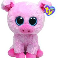 Amazon.com: Ty Beanie Boos Buddies Corky The Pig: Toys & Games