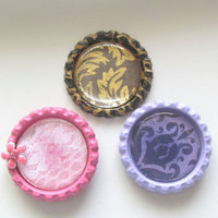 Badge Covers, Removable Badge Covers, Retractable Badge Covers