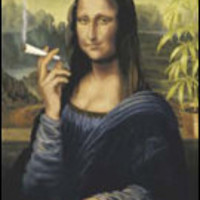TrippyStore.com - Mona Lisa Joint Poster