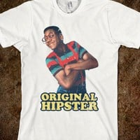 Original Hipster - You Got It Dood - Skreened T-shirts, Organic Shirts, Hoodies, Kids Tees, Baby One-Pieces and Tote Bags
