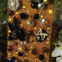 Gorgeous Golden Vintage iPhone 4/4S Case