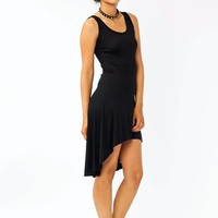 tank-dress BLACK BLUE STRAWBERRY - GoJane.com