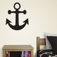 Small Anchor Decal