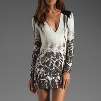 bless'ed are the meek Enchantress Dress in Black/White from REVOLVEclothing.com