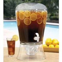 Creativeware 3-Gallon Unbreakable Beverage Dispenser: Kitchen & Dining