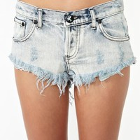 Bonitas Cutoff Shorts - Acid High