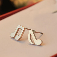 Music Notes Earrings
