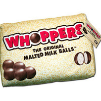 Whoppers Squishy Candy Pillow | CandyWarehouse.com Online Candy Store