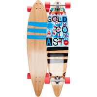 GOLDCOAST The Shaka Tack Skateboard