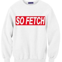 So Fetch!