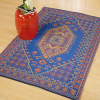 Veranda Mat - All-weather Reversible Oriental Mat, Rugs, Home Decor | Soft Surroundings