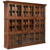 Manor House Bookcase I