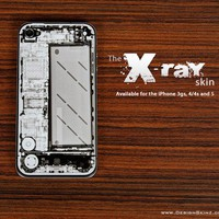 The X-Ray Series iPhone Skin - $15 | The Gadget Flow