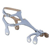 Sandals - Upper Spartan Interchangeable Part, Women's Hiking Walking Sandals, Pastel Blue