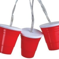 Red Solo Cup Party Lights - Whimsical &amp; Unique Gift Ideas for the Coolest Gift Givers