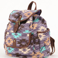 Kirra Mojave Print Backpack at PacSun.com