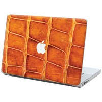 "Brown Gator ""Protective Decal Skin"" for Macbook 15"" Laptop"