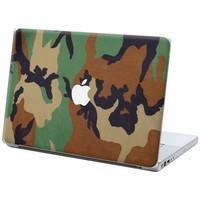 "Highlands Camouflage ""Protective Decal Skin"" for Macbook 15"" Laptop"