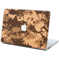 "Digital Desert Camouflage ""Protective Decal Skin"" for Macbook 15"" Laptop"