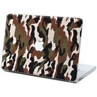 "Woodland Camouflage ""Protective Decal Skin"" for Macbook 15"" Laptop"