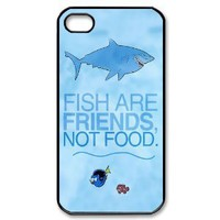 Custombox Finding Nemo iphone 4/4s Case Plastic Hard Phone case-iPhone 4-DF00408: Cell Phones & Accessories