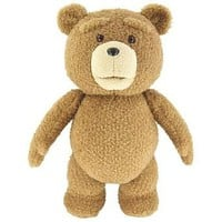 "Ted 24"" Inch R-rated Talking Plush Teddy Bear - Full Size From Movie: Toys & Games"