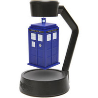 ThinkGeek :: Doctor Who Levitating TARDIS