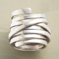 WRAPAROUND RING         -                  Rings         -                  Customer Favorites         -                  Jewelry                       | Robert Redford's Sundance Catalog