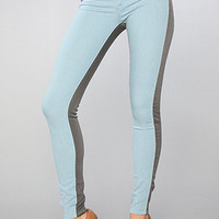 The Jegging in Sky Blue and Gray : Washborn : Karmaloop.com - Global Concrete Culture