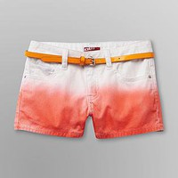 Bongo Girl&#x27;s Belted Shorts - Ombre