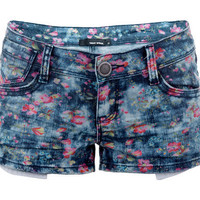 TALLY WEiJL: Flower shorts