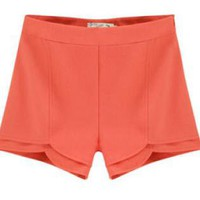 Tall Waist Loose Shorts Hot Skirts