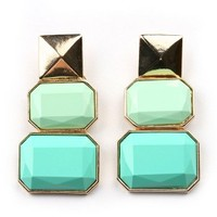 Color Stack Earrings | Earring at Pink Ice