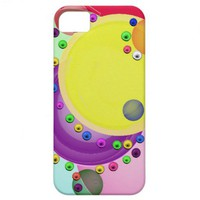 Bubbles iPhone 5 Cover from Zazzle.com