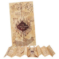 Harry Potter Marauder's Map | WBshop.com |Warner Bros.