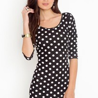 Spot On Dress in Sale at Nasty Gal