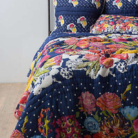 Anthropologie - Jardin Quilt