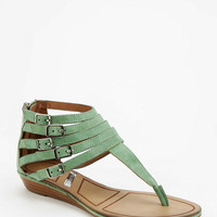 Urban Outfitters - Matiko Hannah Multi-Buckle Thong Sandal