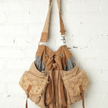 Free People Mason Slouchy Tote