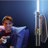 Remote Controlled Lightsaber Room Light - Star Wars in Your Room! - Whimsical &amp; Unique Gift Ideas for the Coolest Gift Givers